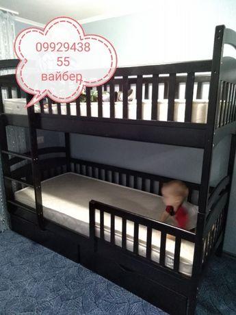 Супер скидки!Карина Люкс Двухъярусная кровать от производителя!