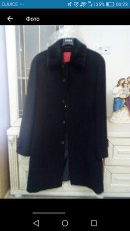 Чоловіче пальто кашемір