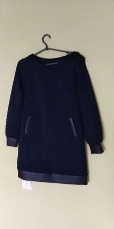 Жіноче плаття на довгий рукав