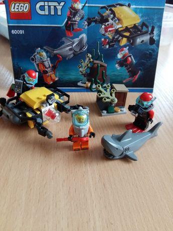LEGO City Глубоководный стартовый набор (Артикул: 60091)