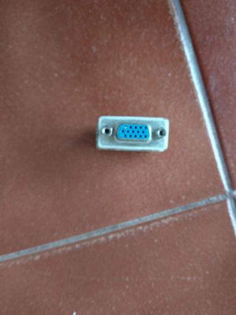 Adaptador DVI-VGA
