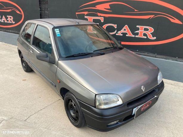 Renault Clio 1.9 d van