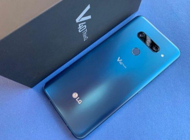 New LG V40 64GB Blue новий лдж в40 64ГБ синій
