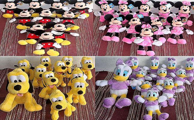 Promo Peluche Mickey Minnie pluto margarida pateta donald masha