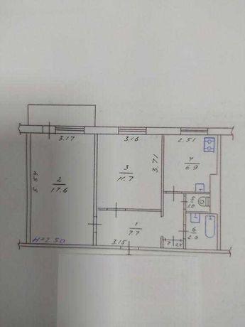 2-кiмнатна квартира покращеного планування