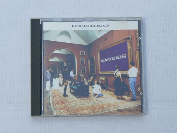 The Bluetones cd-singiel - Marblehead Johnson 1996