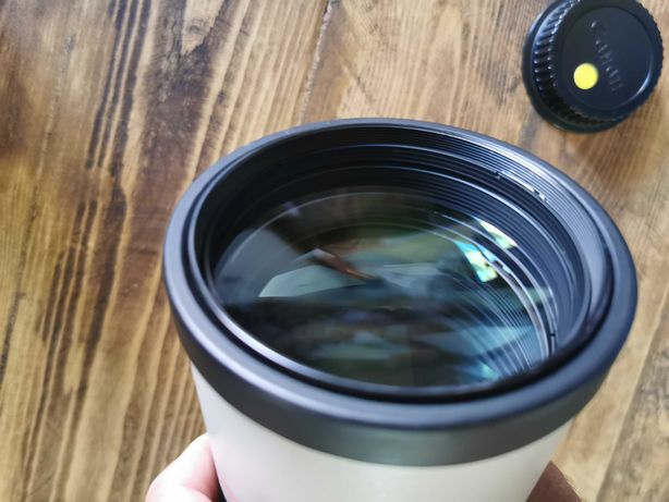 Canon lente 300mm F4