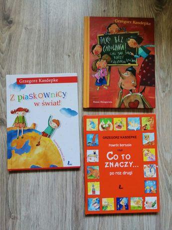 Książki dla dzieci Grzegorz Kasdepke
