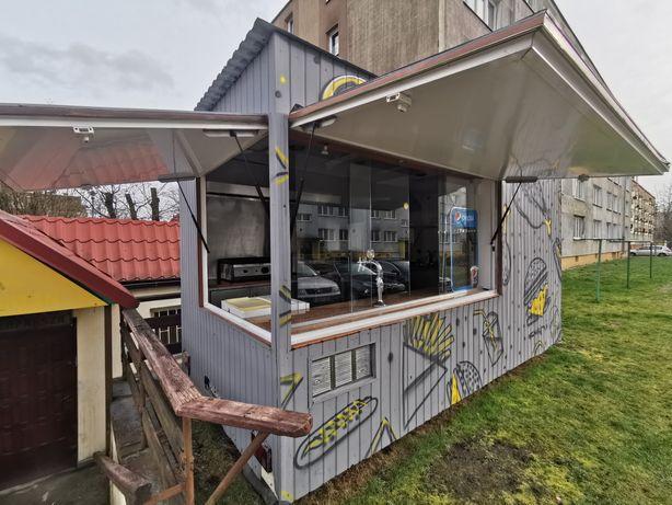 Food -Track Przyczepa gastronomiczna.Faktura VAT ZAMIANA NA COŚ INNEGO