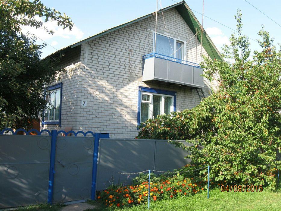 Продам дом в пгт.Березна или меняю на 2-х комнатную кв. в г.Чернигове Чернигов - изображение 1