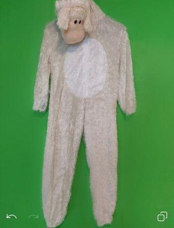 Карнавальный костюм. Новый год. Утренник. Овечка. Овца.