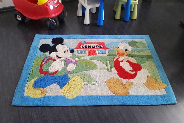 Детский натуральный ковёр фирмы Disney 115х165 см