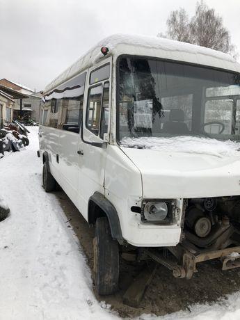 Документи Mercedes609 Автобус 96р.в