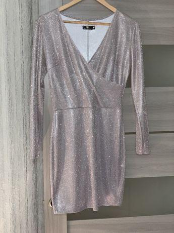 Блестящее платье на Новый Год!