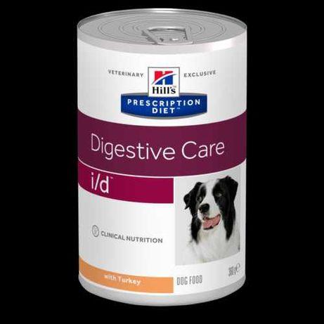 Hill's™ Prescription Diet™ Canine i/d™ paté 12 latas