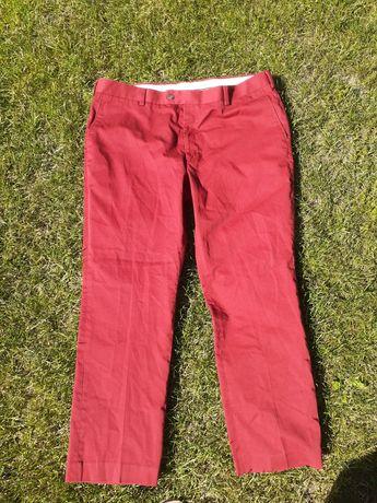 Męskie spodnie XL