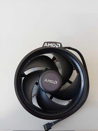 AMD Wraith Spire CPU Cooler Fan- AM4
