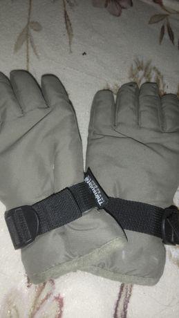 Перчатки на мальчика зимние теплые