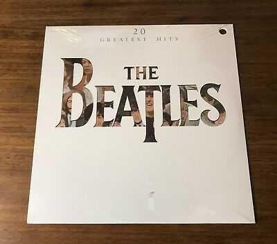 Vinyl original Beatles 20 Greatest Hits