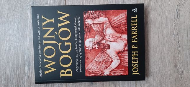 Wojny Bogów książka Joseph P.Farrell