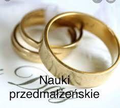 Weekendowe kurs nauki przedmałżeńskie