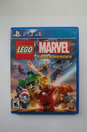 Ps 4 Lego Marvel Centrum Gier Grodzka 4