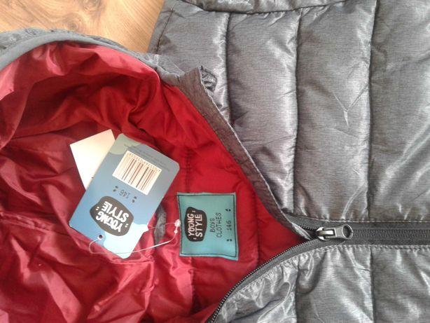 Nowa kurtka przejściowa r.146cm