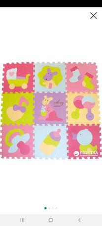 Продам детский коврик-пазл Baby Great Маленький кенгуренок
