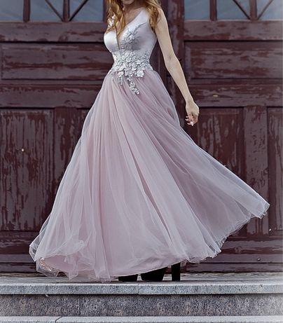Ніжна вечірня (випускна) сукня