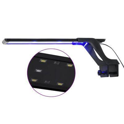 Lâmpada de aquário LED com braçadeira 35-55 cm **envio grátis**