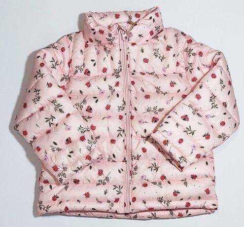 Гламурна курточка для дівчинки від mango 2-3р.