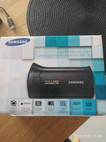 Kamera fullhd Samsung hmx-t10bp