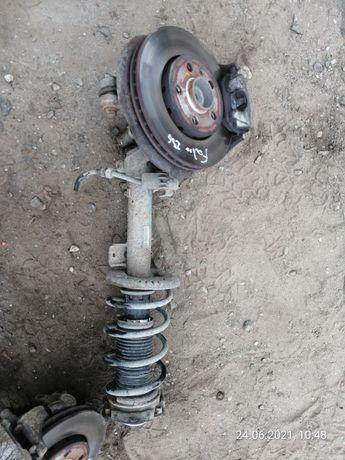 Skoda Fabia 1 mcperson amortyzator hamulce tarcze 256 mm