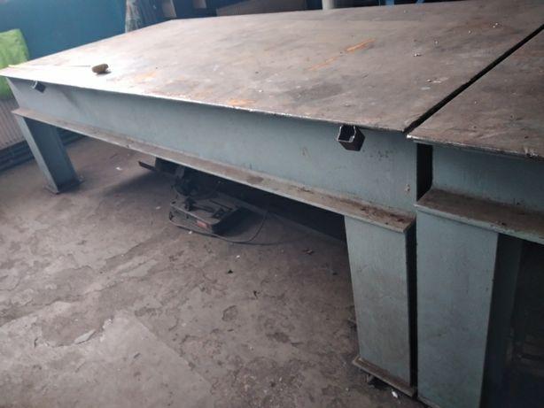 Stół spawalniczy montażowy