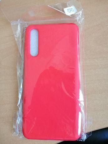 Чехол Soft-touch силиконовый для Huawei P20 PRO