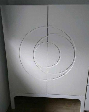 Móvel Aparador Ikea (Sjovik) branco