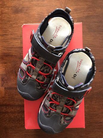 Sandały/sandałki dla chłopczyka- Superfit (r.30)