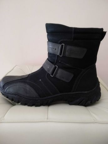 Зимние мужские ботинки 42р.