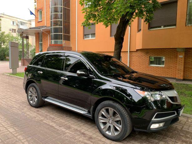 Acura MDX 2012 Рестайлинг 100% БЕЗ ПОДКРАСОВ