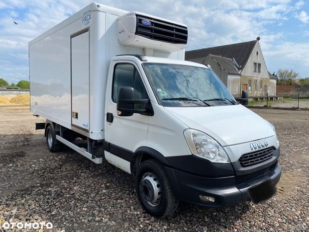 Iveco Daily  Iveco daily 70c17 chłodnia carrier xarios 600mt pneumatyka