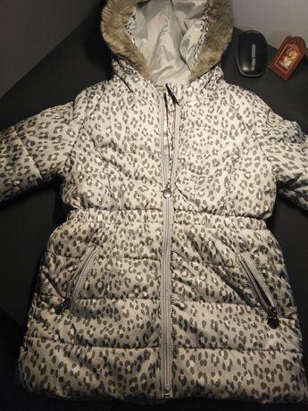 Kurtka zimowa 4-5 lat 116-122 cm