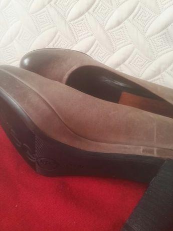 Sapatos Alberto Gozzi, 36.