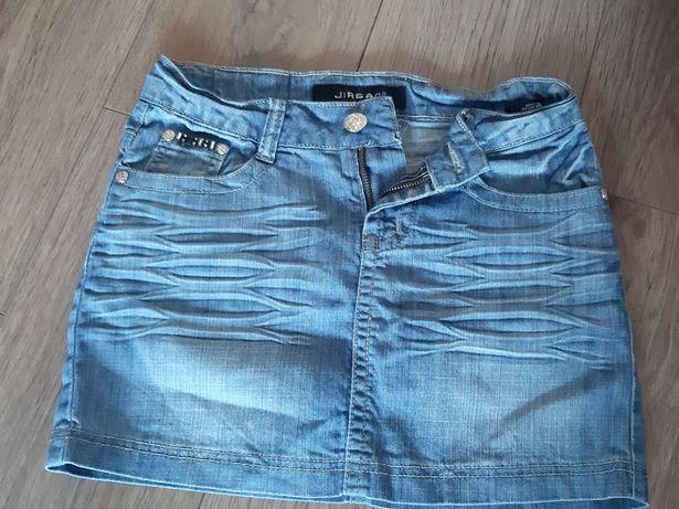 Spódnica jeansowa rozm.40