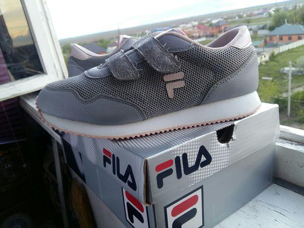 Кроссовки для девочки FILA