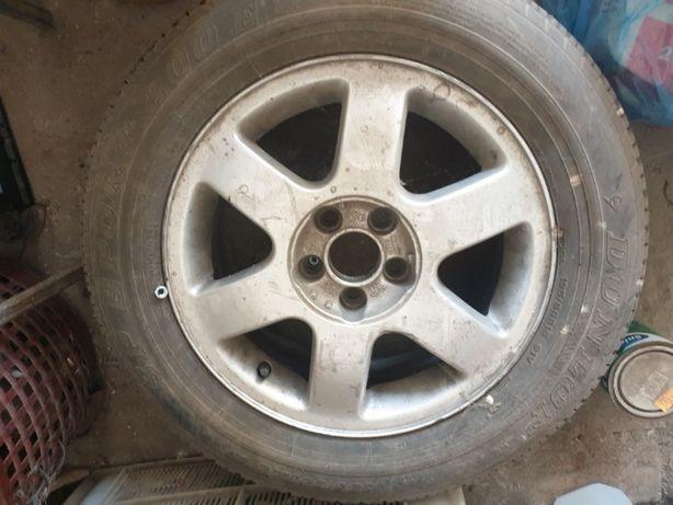 "Felga aluminiowa, koło VW, Audi, Skoda, 15"", 5x100"