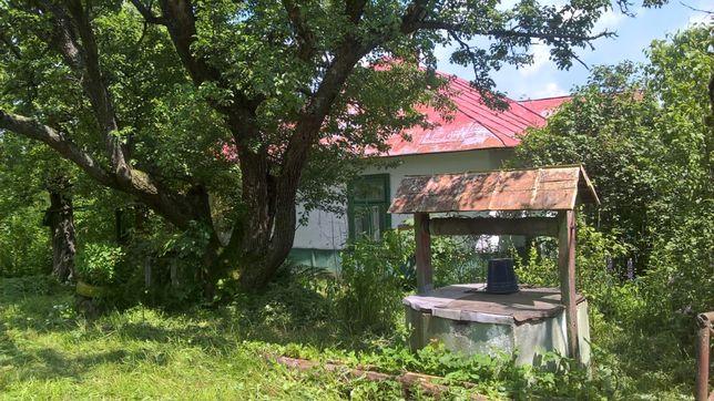 Будинок з ділянкою в Долинському районі