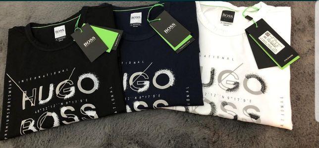 Koszulka męska Hugo Boss
