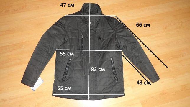 Куртка курточка зимняя классическая Jacket Thinsulate размер S 48