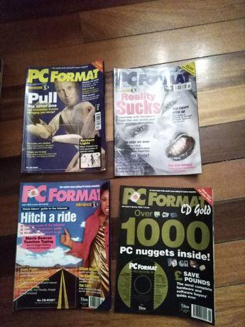 "Revistas PC Format - ""The World's Best-Selling PC Leisure Magazine"""