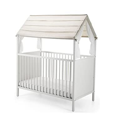 Детская кровать домик Stokke